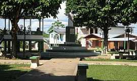 Canutama - Canutama-AM-Praça da Matriz-Foto:Fares Nery