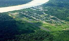Canutama - Canutama-AM-Vista aérea-Foto:Reyson Silva
