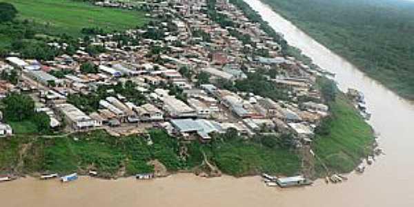 Canutama-AM-Vista aérea-Foto:www.viewphotos.org