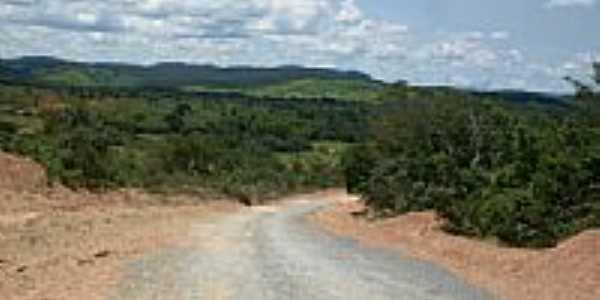 Estrada para Córrego Rico-Foto:carlos netvinculo