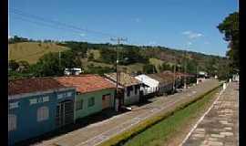 Corumbá de Goiás - Corumbá de Goiás-GO-Avenida da cidade-Foto:Wilson Júnior