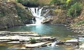 Corumbá de Goiás - Corumbá de Goiás-GO-Cachoeira do Monjolinho-Foto:revistaturismo.