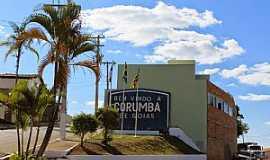 Corumbá de Goiás - Corumbá de Goiás-GO-Entrada da cidade-Foto:Marc Ferr