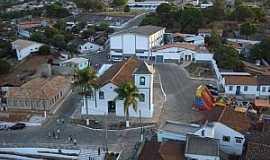 Corumbá de Goiás - Corumbá de Goiás-GO-Vista aérea do centro-Foto:www.corumbadegoias.
