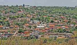 Corumbá de Goiás - Corumbá de Goiás-GO-Vista da cidade-Foto:mochileiro.tur.br