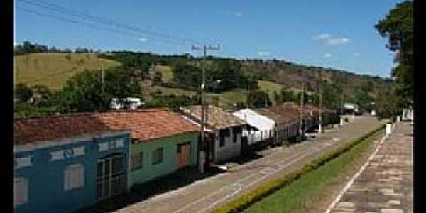 Corumbá de Goiás-GO-Avenida da cidade-Foto:Wilson Júnior