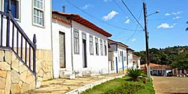 Corumbá de Goiás-GO-Centro histórico-Foto:www.duduafora.com.br