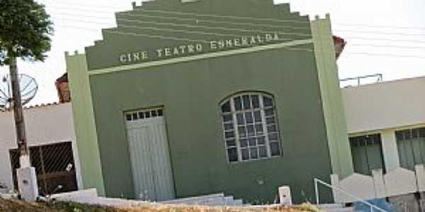 Corumbá de Goiás-GO-Teatro da cidade-Foto:Marc Ferr