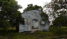 Cristalina - Cristalina-GO-Ruínas da Capela de N.Sra.das Dores-Foto:Altemiro Olinto Cristo