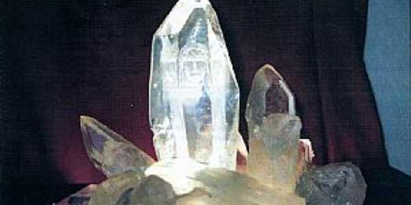 Cristalina-GO-Formas de Cristais-Foto:collemes