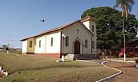 Cristianópolis - Cristianópolis-GO-Igreja de São Sebastião-Foto:Arolldo Costa Oliveira