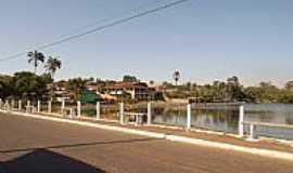 Cristianópolis - Cristianópolis-GO-Lago da cidade-Foto:Arolldo Costa Oliveira