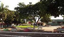 Cristianópolis - Cristianópolis-GO-Praça Central-FotoArolldo Costa Oliveira