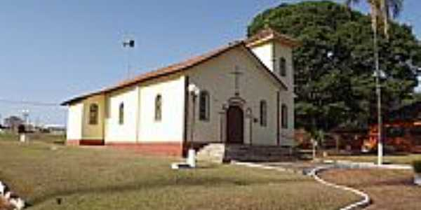 Cristian�polis-GO-Igreja de S�o Sebasti�o-Foto:Arolldo Costa Oliveira