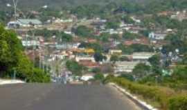 Crixás - Vista da cidade de Crixás-Foto:Murilo Carmo Oliveira