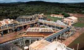 Crixás - Mineraçao Serra Grande-Foto:Márcia Bento Cordeiro