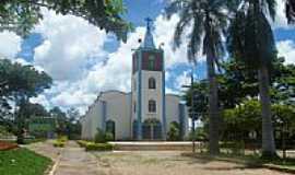Cromínia - Igreja em Cromínia, por Edson Prudente.