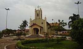 Cumari - Igreja de São João Batista, foto por karnack.