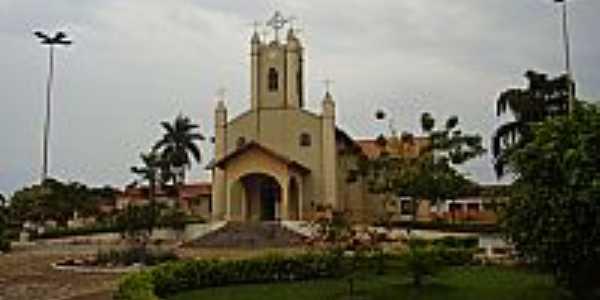 Igreja de São João Batista, foto por karnack.