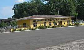 Carauari - Carauarí-AM-Aeroporto Municipal-Foto:ibueno