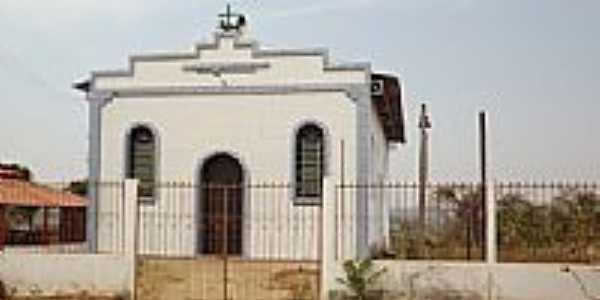 Igreja de Diolândia-Foto:wender marques