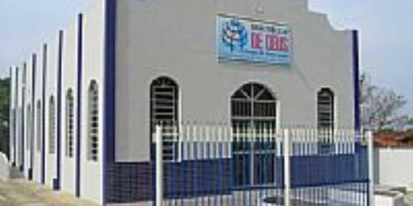 Igreja evangélica Assembléia de Deus, por Elielson Moreira.