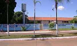 Diorama - Colégio Estadual Dona Eva-Foto:odair carlos