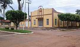 Diorama - Diorama-GO-Igreja da Assembléia de Deus-Foto:cleidnei barbosa machado