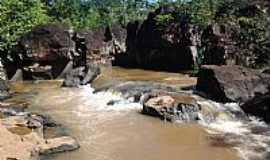Diorama - Diorama-GO-Ponte de Pedras no Rio dos Bois-Foto:cleidnei barbosa machado