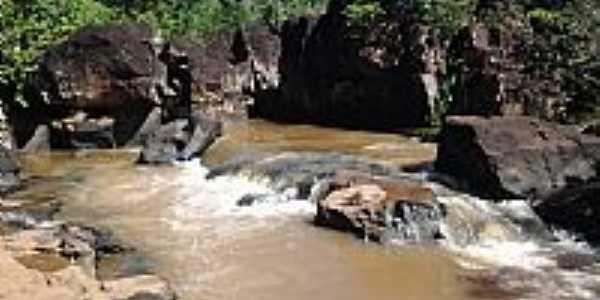 Diorama-GO-Ponte de Pedras no Rio dos Bois-Foto:cleidnei barbosa machado