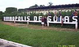 Divinópolis de Goiás - Divinópolis por aridantas