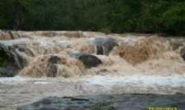 Doverlândia - Doverlândia-GO-Cachoeira da Macaúba-Foto:elenir gonçalves