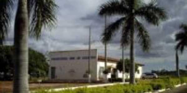 Sede da pref. , Por Sec. Municipal de Cultura