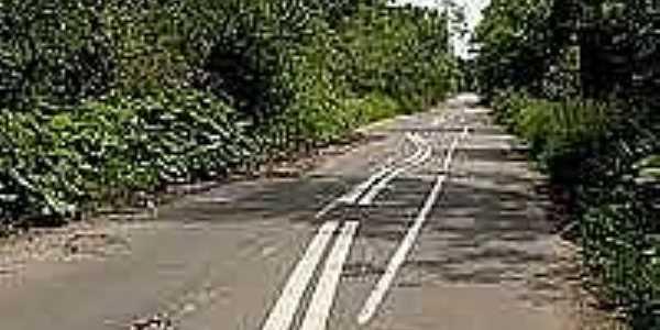 Estrada em Edealina-Foto:desciclo.pedia.