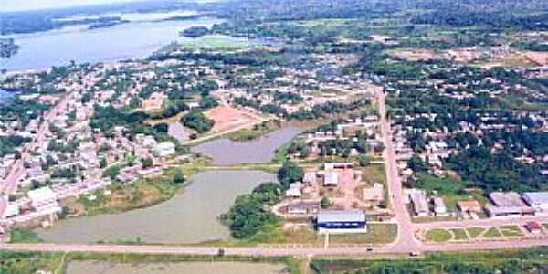 Careiro-AM-Vista aérea-Foto:legislador.aleam.gov.br
