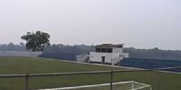 Estádio Afonso Jacob de Souza em Careiro-Foto:asmao