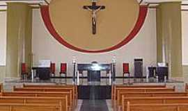 Formoso - Interior da Igreja local