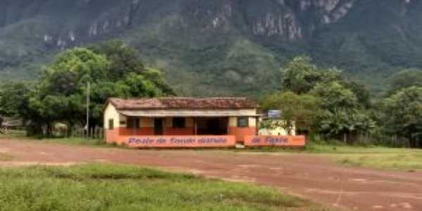 Posto de Saúde do Distrito do Forte-GO, Por Aline