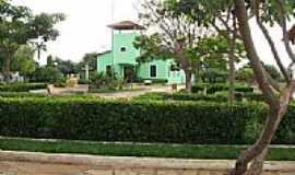 Gameleira de Goiás - Igreja de N.S.Aparecida e São Sebastião-Foto:fernando.demartini