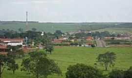 Gameleira de Goiás - Vista da cidade-Foto:fernando.demartini