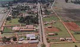 Gameleira de Goiás - Vista parcial da cidade-Foto:Foguete