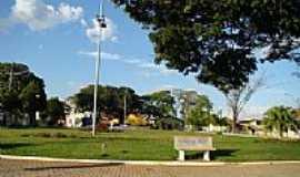 Goiandira - Praça em Goiandira.