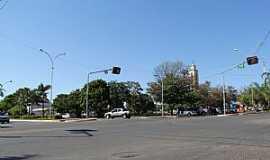 Goianésia - Praça da Matriz