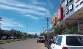 Goianésia - Avenida Goiás (Centro comercil), Por Lito