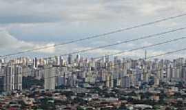 Goiânia - Vista parcial da cidade-Foto:Walter Leite