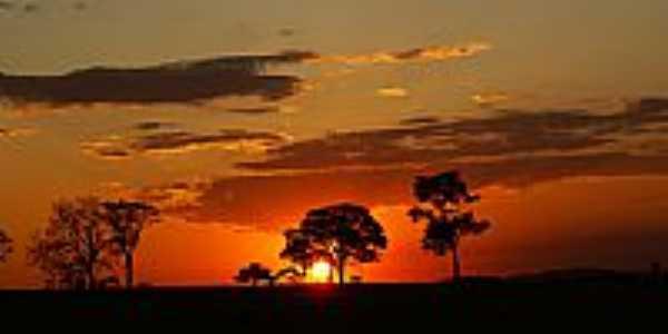 Pôr do Sol-Foto:Osvaldo Gomes14