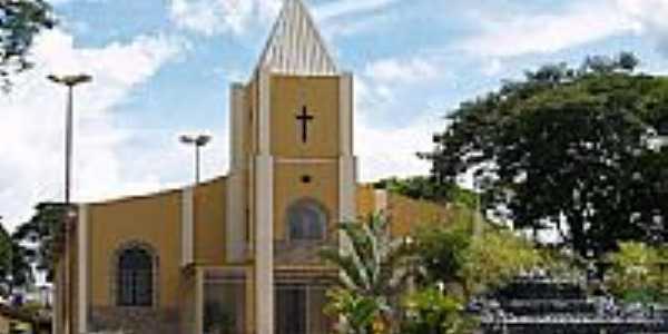 Igreja Matriz-Foto:joaohrq