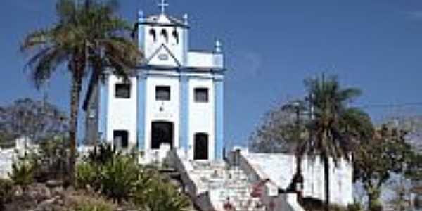 Goiás-GO-Capela de N.Sra.Aparecida-Foto:Arolldo Costa Olivei…