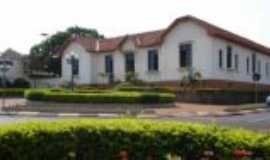 Goiatuba - Centro de Educação Artística Dr. Laudelino Gomes, Por Wolney Tavares