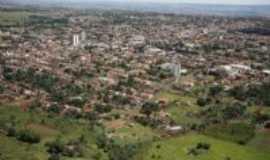 Goiatuba - Vista aérea - Por Donizetti Mendonça